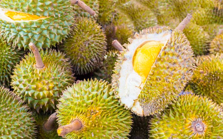 ​Durians: 8 Myths And Facts About The King Of Fruits​