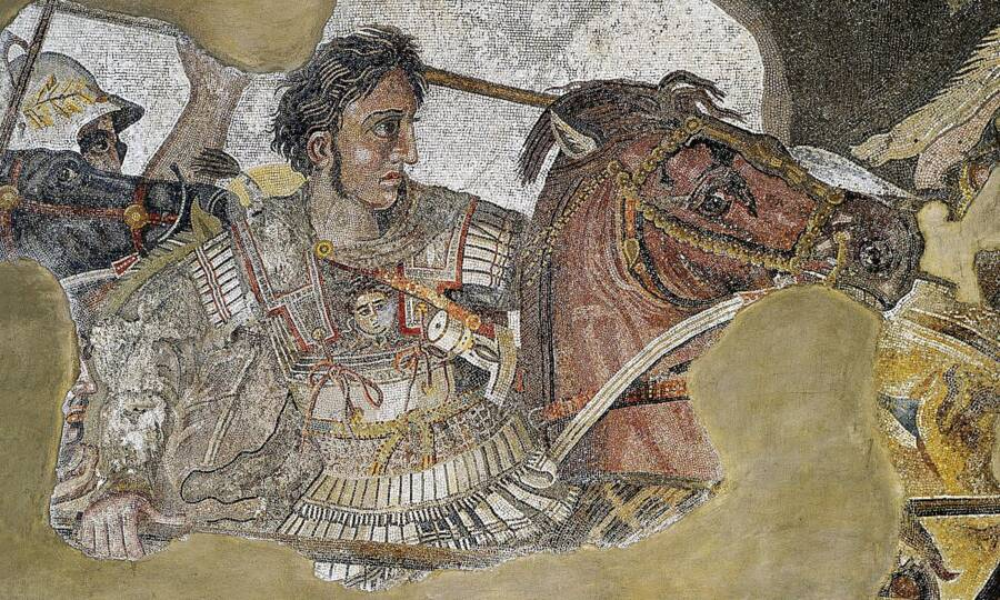 Alexander The Great. (wikimedia Commons)